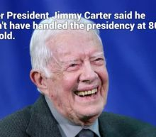 Jimmy Carter says he hopes 'there's an age limit' for presidency in apparent jab at Joe Biden, Bernie Sanders