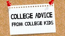 Honest college students give advice for high schoolers applying now