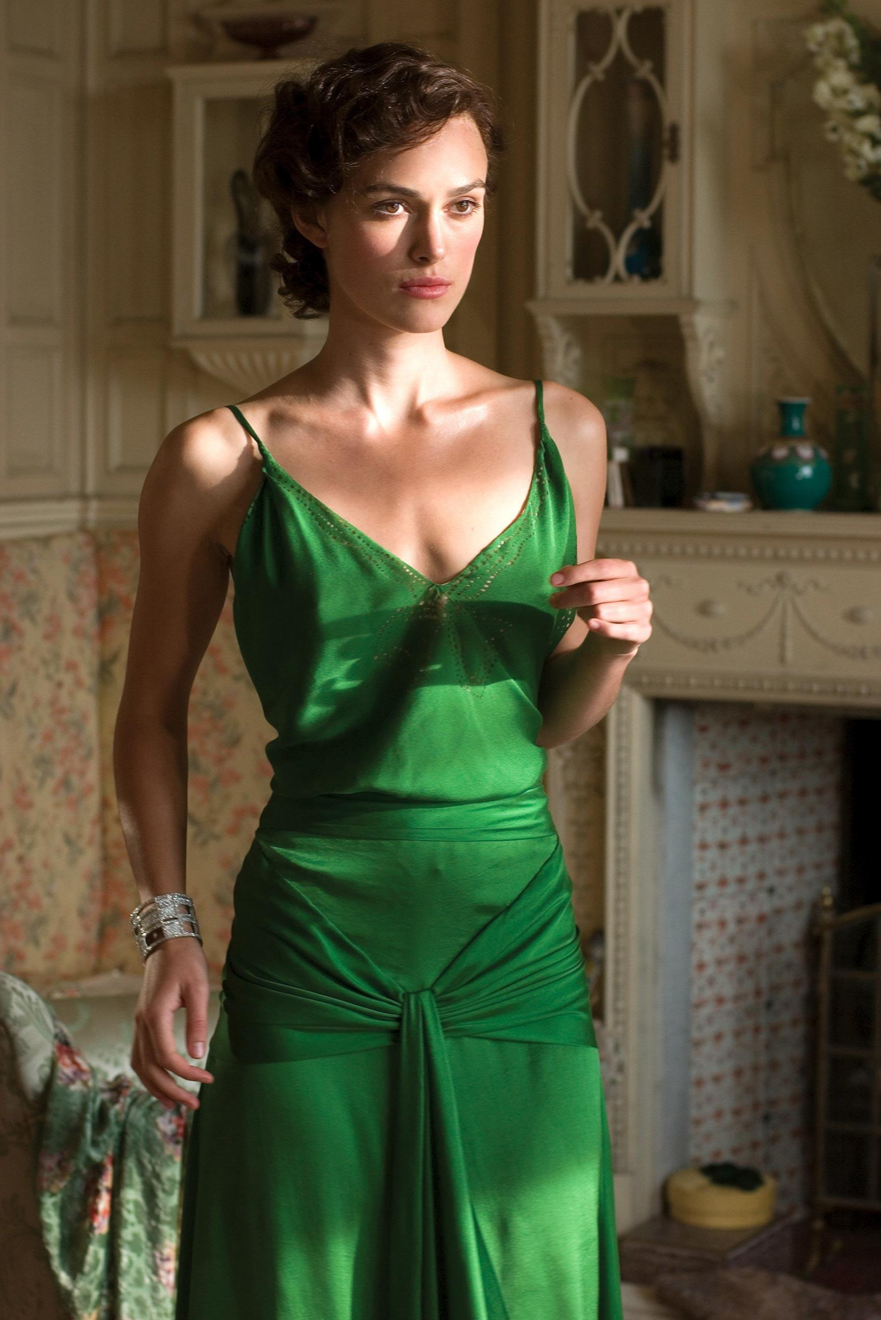 Keira Knightley Says Her Love Scene in Atonement Was the