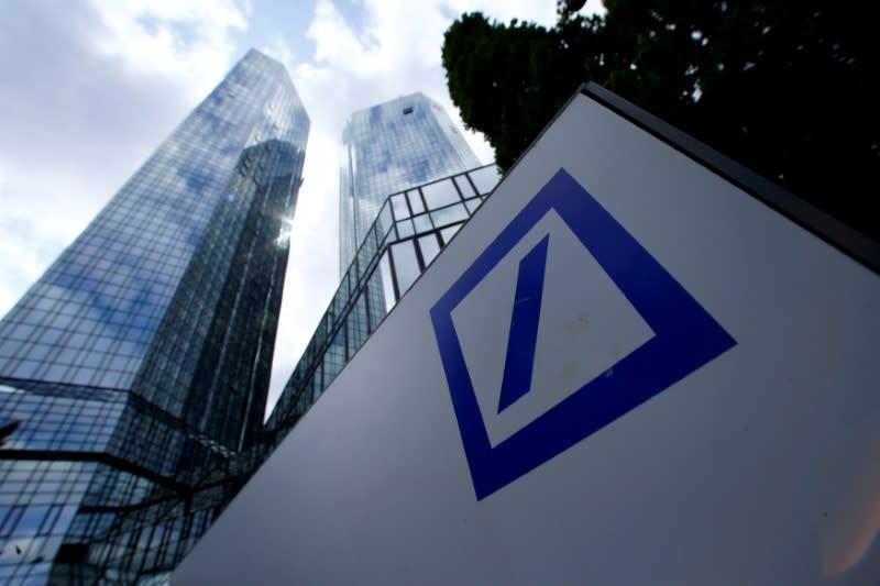Deutschebankaktie