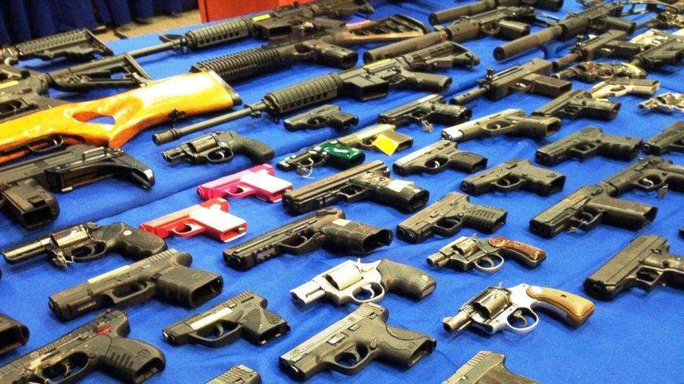 Major Gun Trafficking Bust in NYC Highlights Flow of Guns