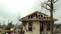 Officials: Texas Tornado Likely Had 200 Mph Wind