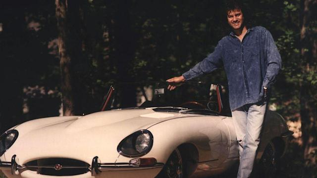 How 80s Rock Stardom Saved an Iconic Jaguar