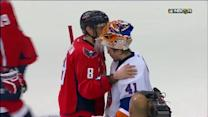 Capitals and Islanders shake hands