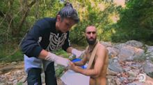 'Naked and Afraid' contestant sustains deep machete cut and requires stitches