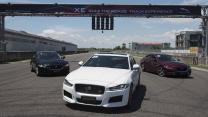 車壇直擊-New Jaguar XE 賽道體驗