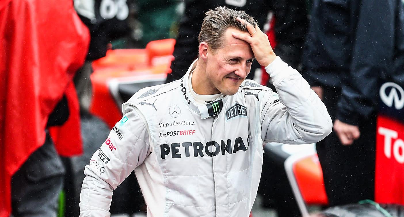 Aktuelles über Michael Schumacher