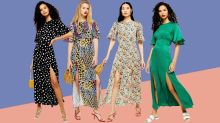 The Topshop Austin Dress That Keeps Selling Out Is Back In Stock (And It Comes In New Prints)