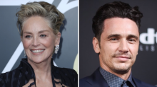 Sharon Stone Defends James Franco Against Sexual Misconduct Claims: 'I'm Appalled With What's Happening to Him'