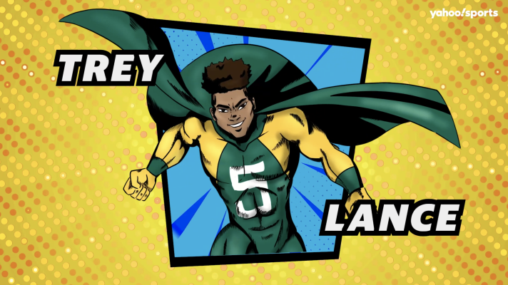 Trey Lance's Superpower and Kryptonite