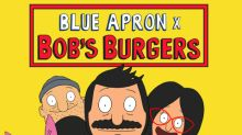 Introducing Blue Apron x Bob's Burgers: Blue Apron Menus and Bob's Burgers Episodes Will Feature Exclusive Recipes Created by Chef Alvin Cailan