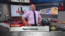 Cramer's lightning round: Stop talking, start buying Rayt...