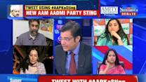 Debate: After infighting, another sting upsets AAP