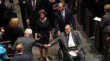 Former U.S. President George H.W. Bush admitted to Houston hospital