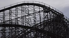 SeaWorld images reveal what could replace Busch Gardens' Gwazi coaster