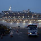Americans evacuated from quarantine on coronavirus-stricken cruise ship in Japan