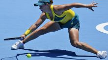 Ash Barty in shock first-round Games loss