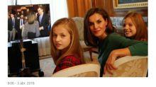 Los memes más divertidos del rifirrafe entre la reina Letizia y doña Sofía