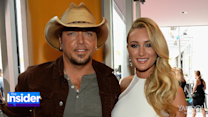 Jason Aldean Defends His Relationship