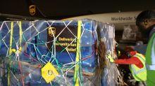 Coronavirus aid: UPS teams with Georgia nonprofits; Emory University testing antiviral drug
