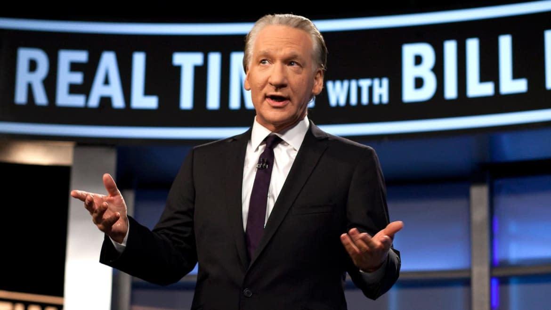 QnA VBage Bill Maher Defends Joe Biden's Creepy Touching: 'He's Not Harvey Weinstein or R. Kelly'