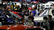 Thai motor show underway in first big event since coronavirus outbreak
