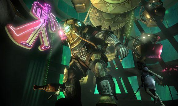 Irrational revisits scrapped BioShock, System Shock 2 features
