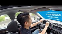 【體驗!Honda Sensing】Honda CR-V S版