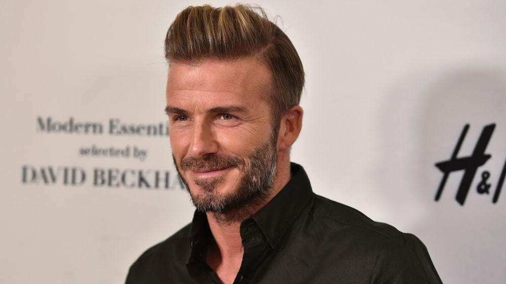 Beckham, faccia spaventosa su Instagram: parteciperà al film King Arthur