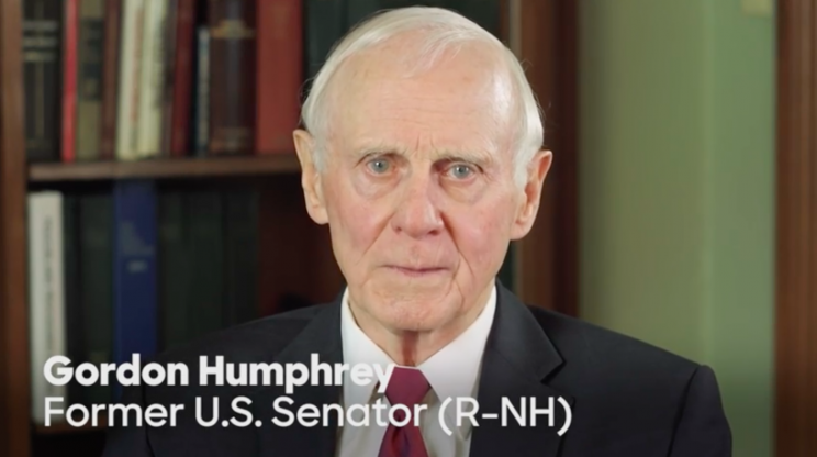 Former GOP senator announces Clinton vote: 'Trump could get us into a nuclear war'