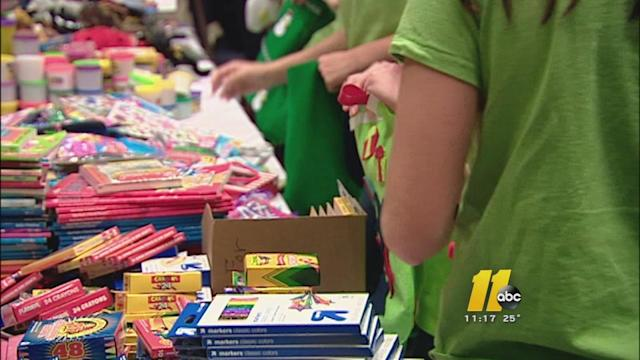 Stocking stuffing for a worthy cause
