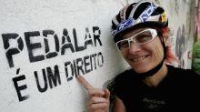 """Renata Falzoni: """"Enxergue o ciclista como uma solução para a cidade"""""""