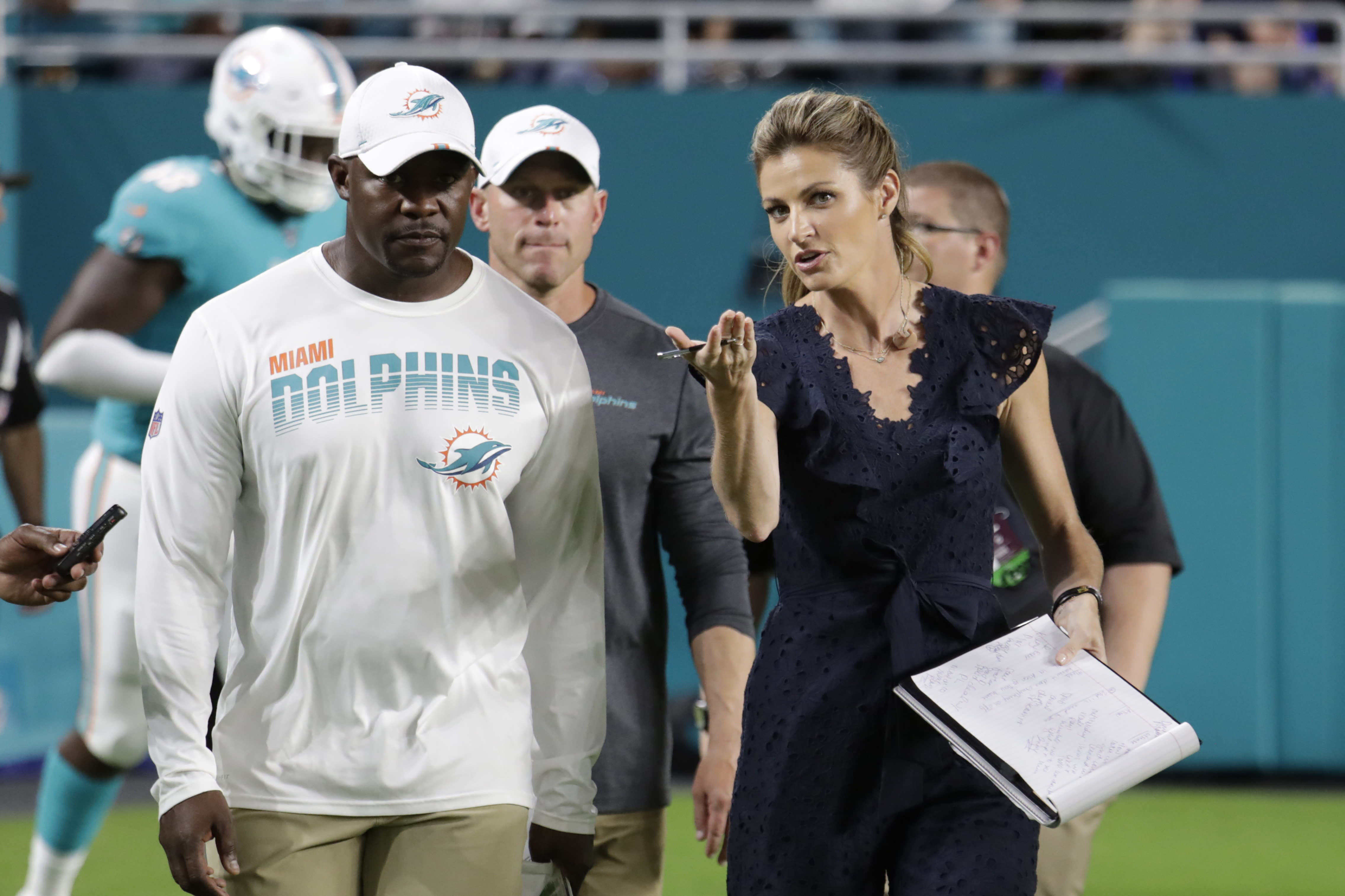 Dolphins Was Dolphins coach sending a message via Jay-Z songs?