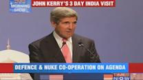 John Kerry's 3 day India visit