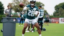 10 training camp thoughts from early Eagles training camp
