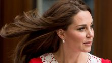 The Duchess of Cambridge's flawless post-birth hair divides fans