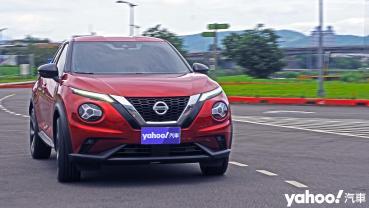【新車圖輯】原生野獸再進化!Nissan大改款第二代Juke 1.0駕趣享樂版試駕