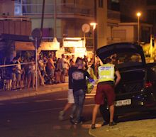 Second vehicle attack: five terror suspects 'wearing suicide vests' shot dead in Cambrils