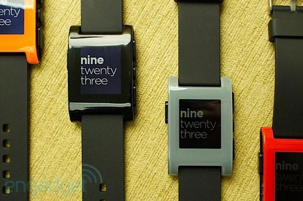 Pebble says a million apps have been downloaded, updates status of outstanding Kickstarter orders