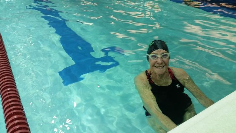 86-year-old Regina swimmer heads to Hawaii training camp
