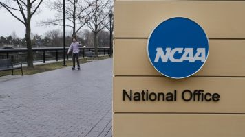 NCAA athletes can wear messages on uniforms