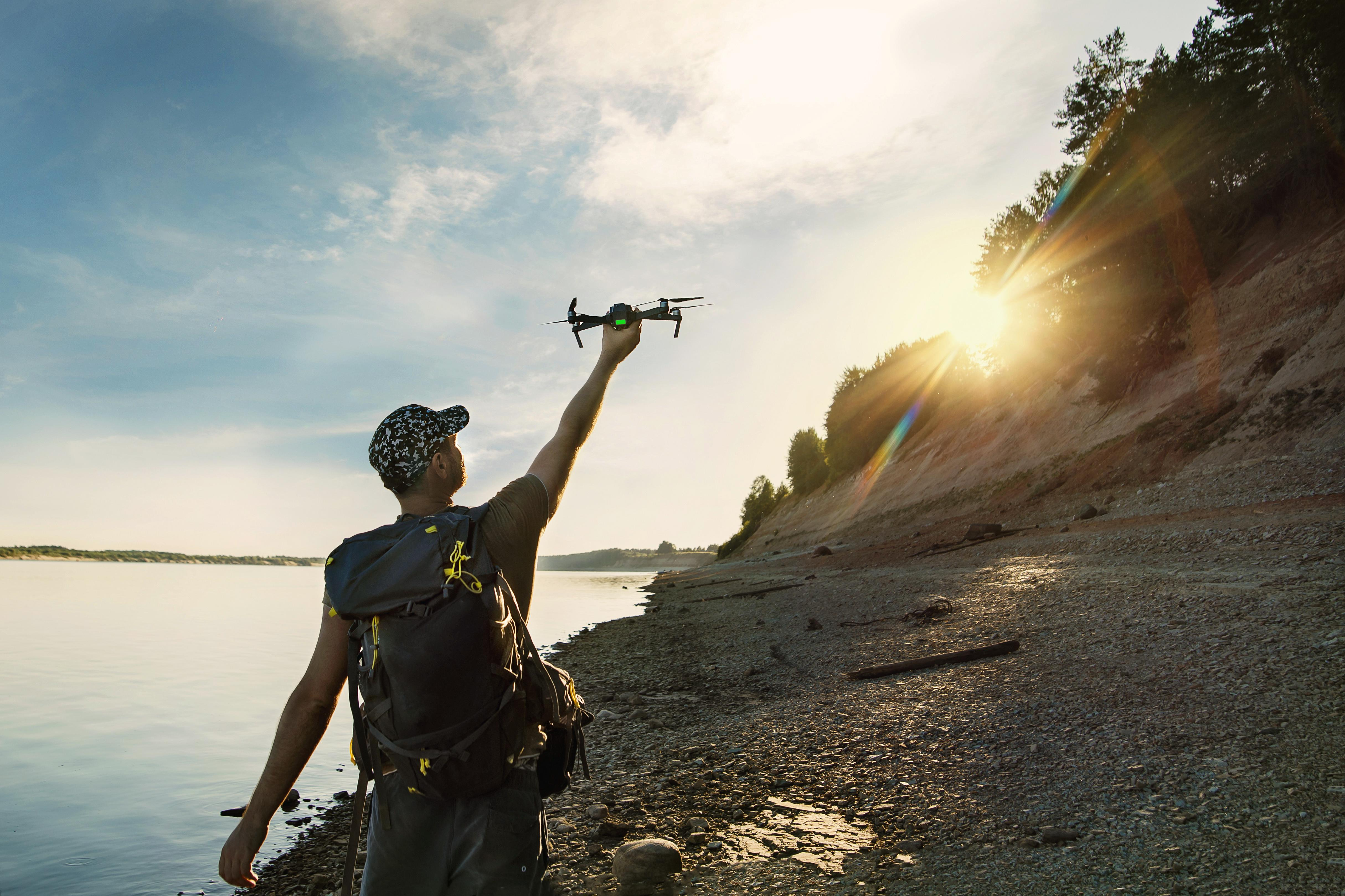 This startup is letting people fly drones remotely all over the world for just $7