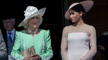 Camilla breaks silence on Meghan Markle's family drama ahead of royal wedding