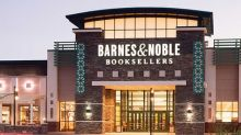 Barnes & Noble Makes Progress, Shifts Back to Books