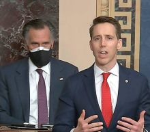 Hawley, who voted to overturn election, claims court bill seeks to overturn elections