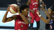 WNBA semifinals: Seeking first title, Aces' Angel McCoughtry forces Game 5 vs. Sun