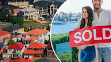 The 15 suburbs where the most homes are selling at auction