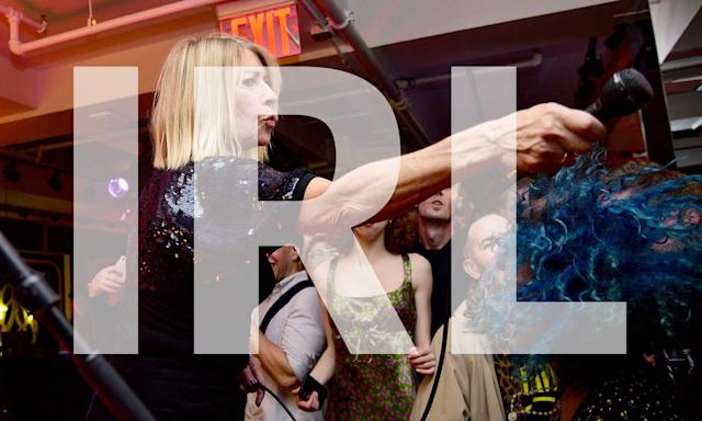 What we're listening to: Kim Gordon and Cave In