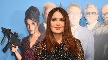 Salma Hayek pone a Hollywood contra las cuerdas hablando de menopausia
