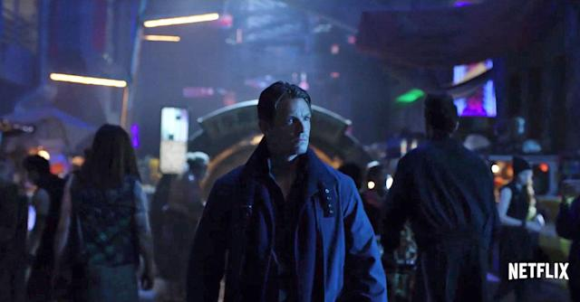 'Altered Carbon,' Netflix's answer to 'Blade Runner,' debuts in February